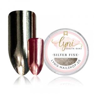 Silver Fine | Chrome Pigment |Pigmente/Flakes