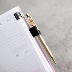 Stifthalter aus Metall mit Klemmfunktion |lovemynails