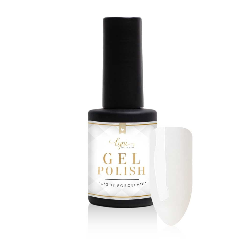 Gel Polish | Light Porcelain 10ml