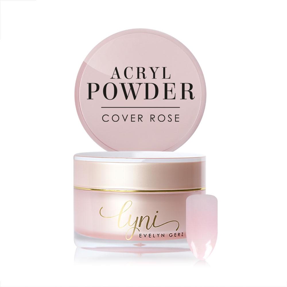 Acrylpowder | Cover Rose 35g |Acryl Powder