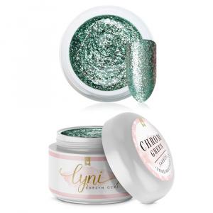Chrom Green   Farbgel 5ml als Farbgel für Nageldesigner & Nagelstudios
