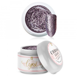 Chrom Lilac   Farbgel 5ml als Farbgel für Nageldesigner & Nagelstudios