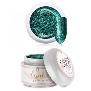 Chrom Turquoise | Farbgel 5ml als Farbgel für Nageldesigner & Nagelstudios