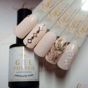 Gel Polish | Absolute Pure 10ml |Farben