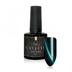 20 | Cat's Eye Gelpolish 7,5ml | Farben