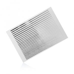 Stripes | Silber |Sticker/Slider