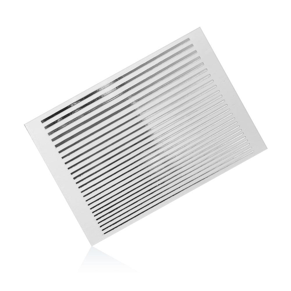 Stripes | Silber
