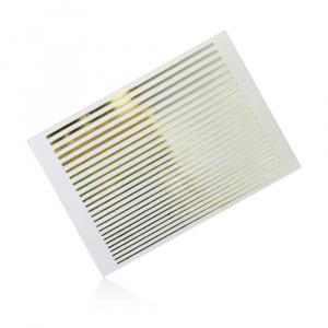 Stripes | Gold |Sticker/Slider