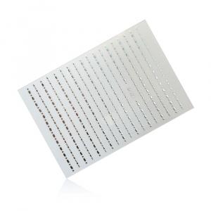 Stripes Pearl D-17 | Silber |Sticker/Slider