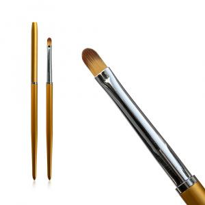 Fullcover- / Modellagepinsel Gr. 4 |Pinsel