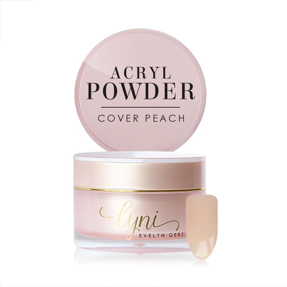 Acrylpowder   Cover Peach 35g  Acryl Powder