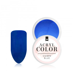 Acryl Color | Ombre Blue | Acryl Farbpowder