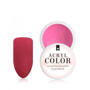 Acryl Color | Fuchsia |Acryl Farbpowder