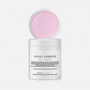 Acrylpowder   Cover Rose Refill 150g als Acryl Powder für Nageldesigner & Nagelstudios