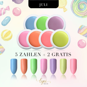 Candy Pastell Set | %SALE%