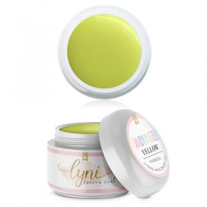 Candy Pastell Yellow | Farbgel 5ml als Farbgel für Nageldesigner & Nagelstudios