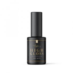 High Gloss | No Wipe | 10ml als Versiegelungsgel für Nageldesigner & Nagelstudios