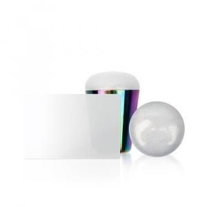 Stempelset Rainbow als Stamping für Nageldesigner & Nagelstudios