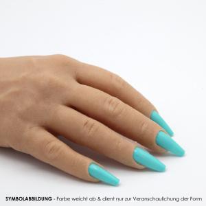 Click It Tips Dunkel Blau | Ballerina als Click It Tips für Nageldesigner & Nagelstudios