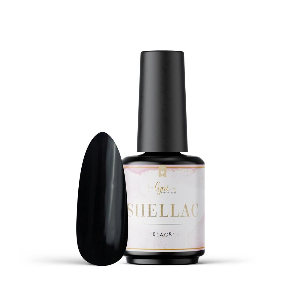 Shellac | Black 7,3ml