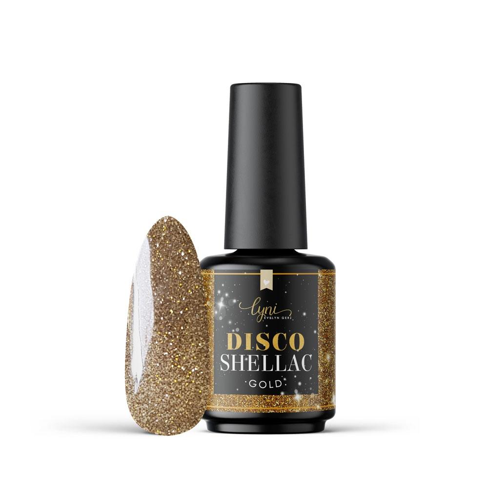 Disco Shellac | Gold 7,3ml