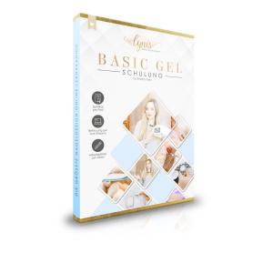 Basic Gel Schulung Material-Liste als Material-Listen für Schulungen für Nageldesigner & Nagelstudios