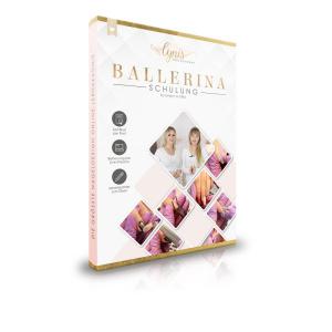 Ballerina Schulung Material-Liste als Material-Listen für Schulungen für Nageldesigner & Nagelstudios