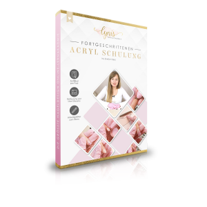 Fortgeschrittenen Acryl Schulung Material-Liste als Material-Listen für Schulungen für Nageldesigner & Nagelstudios