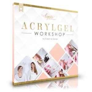Acrylgel Workshop Material-Liste als Material-Listen für Schulungen für Nageldesigner & Nagelstudios