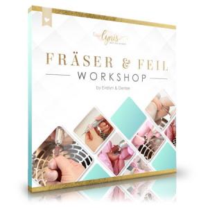 Fräser Workshop Material-Liste als Material-Listen für Schulungen für Nageldesigner & Nagelstudios