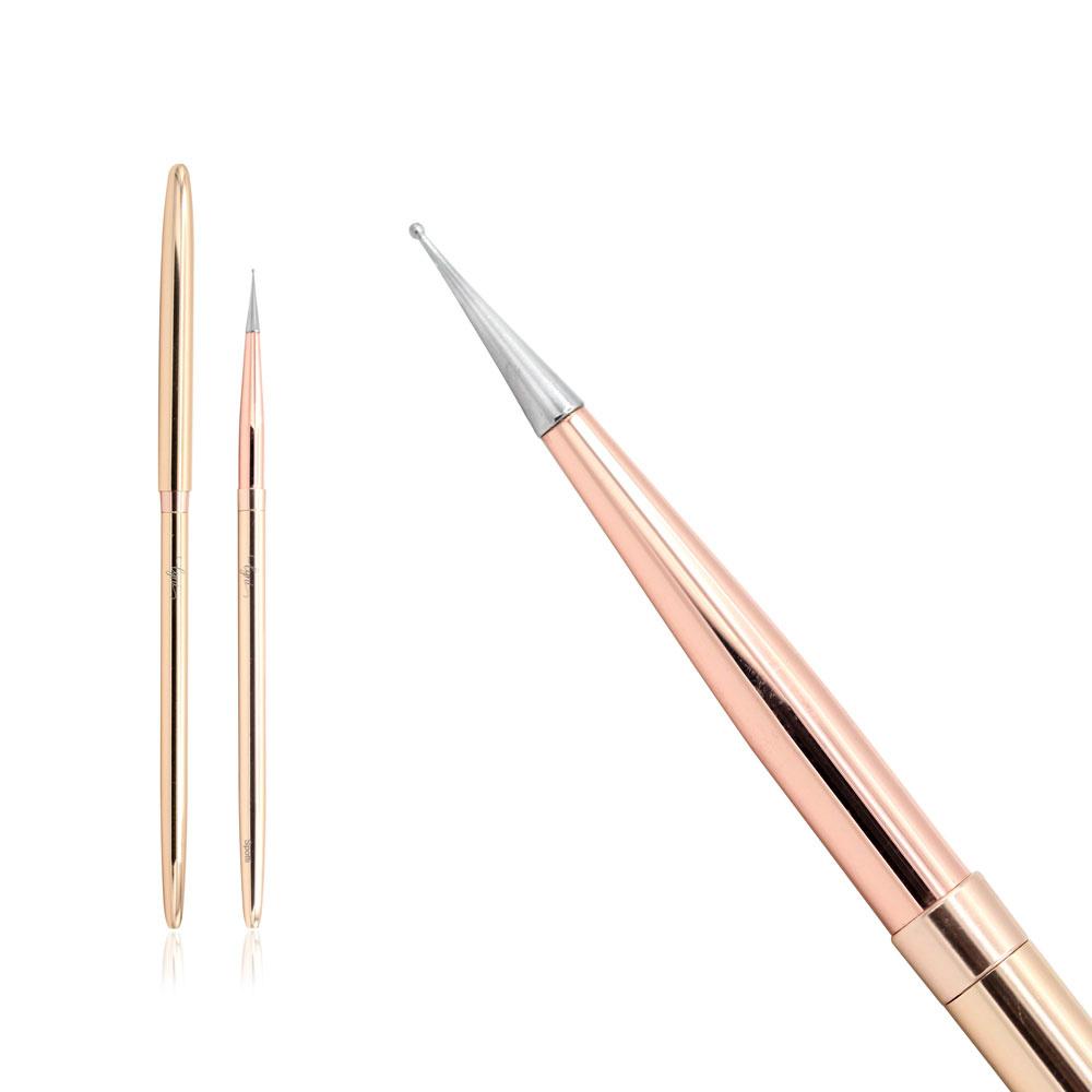 Spotswirl fine Rosegold als Nageldesign Werkzeuge für Nageldesigner & Nagelstudios