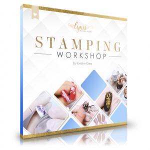 Stamping Kurs Material-Liste als Material-Listen für Schulungen für Nageldesigner & Nagelstudios