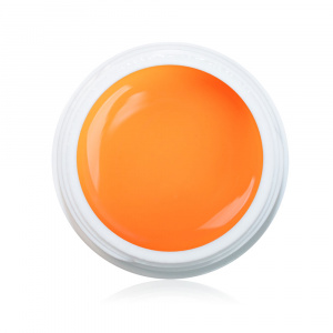 Farbgel Mandarin 5ml Premium als Farbgel für Nageldesigner & Nagelstudios