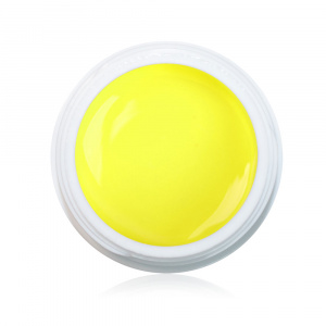 Farbgel Neon Yellow 5ml Premium als Farbgel für Nageldesigner & Nagelstudios