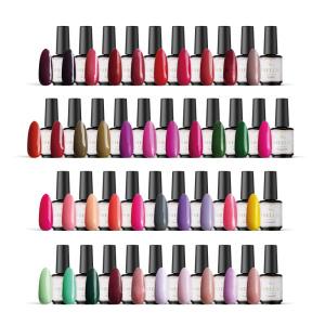 Shellac Set Neue Farben als Spar Sets im Nageldesign für Nageldesigner & Nagelstudios