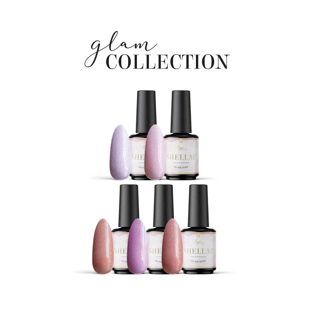 Glam Collection als Spar Sets im Nageldesign für Nageldesigner & Nagelstudios